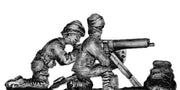 Turkish Maxim MG 08 machine gun and crew (28mm)