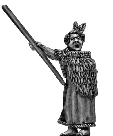 Maori Chief (28mm)