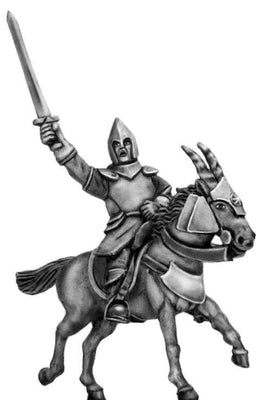 Kamarg Cavalry Captain (28mm)