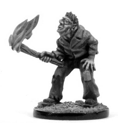 Hunch-back servant (28mm)