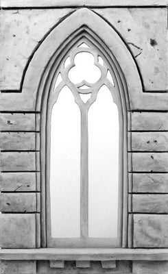 Gothic window (28mm)