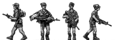 1970s Rhodesian Light Infantry Set 1 (28mm)