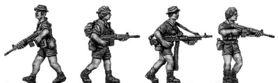1970s Rhodesian Light Infantry Set 2 (28mm)