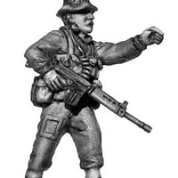 1970s Rhodesian African Rifles officer (28mm)
