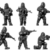 1960-80s US MOPP gear squad (28mm)