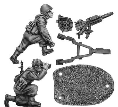 1980's Soviet Plamya Grenade Launcher with two crew (28mm)