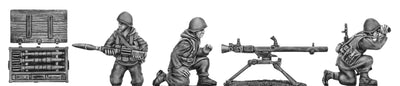 1980's Soviet Recoilless Rifle with three crew (28mm)