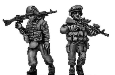 USMC M240 Machinegun team (28mm)