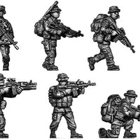 US Force Recon Marines (28mm)