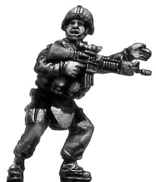 US Marine Corps officer (28mm)