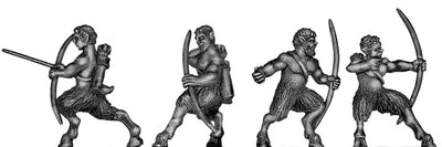 Satyrs with bows (28mm)