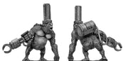 Steampunk gorilla (28mm)