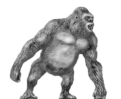 Giant gorilla (28mm)