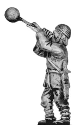 Pathlagonian infantry musician (28mm)