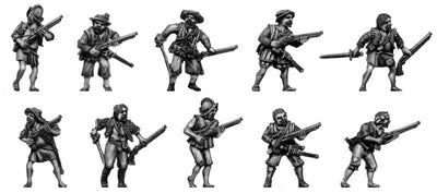 Arquebusier (28mm)
