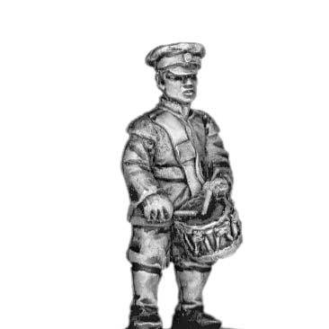 Russian drummer (28mm)