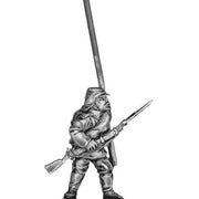Russian standard bearer (28mm)