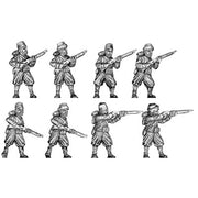 Turkish infantry (28mm)