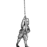 Turkish standard bearer (28mm)