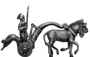 Sumerian Two Ass Straddle Car (28mm)