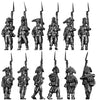 French Fusilier, ragged (28mm)