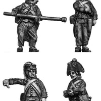 The 'French 8-pdr battery on Campaign' Deal (28mm)