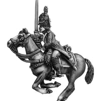Carabinier officer charging (28mm)