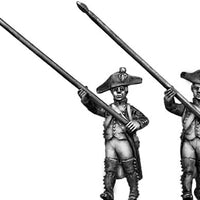 French standard bearer (28mm)