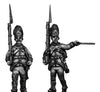 Austrian Grenadier NCO, marching, bearskin  (28mm)