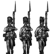 Hungarian Fusilier, march-attack, casquet (28mm)