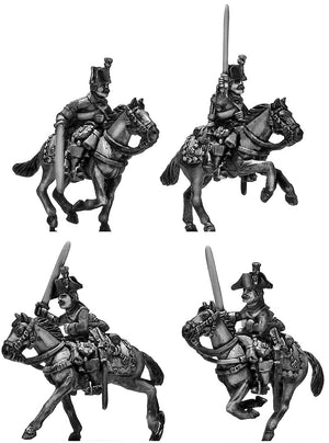Dragoon charging (28mm)
