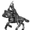 Uhlan officer, charging (28mm)