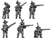 Tyrolean with firearm round hat (28mm)