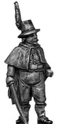 Tyrolean officer (28mm)