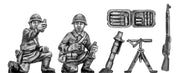 Soviet 50mm Mortar team (28mm)