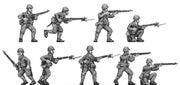 NEW - Japanese rifleman, helmet (28mm)