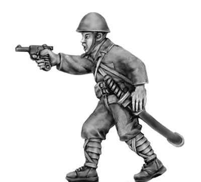 NEW - Japanese officer, helmet (28mm)