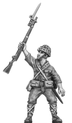 NEW - Japanese NCO, skrim helmet (28mm)