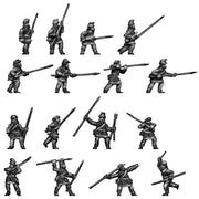 Almughavar Infantry (15mm)