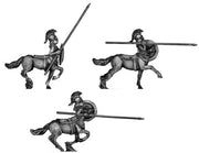 Centaur with spear (18mm)