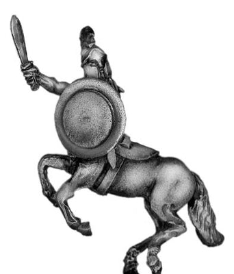 Centaur chief with blade (18mm)