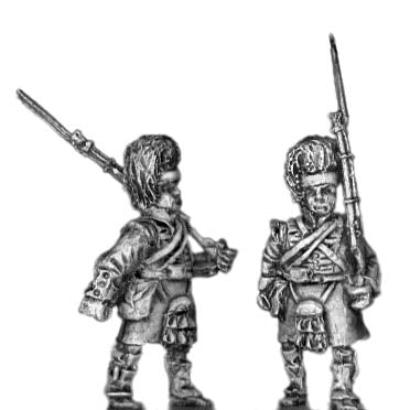 93rd Highlander, marching (18mm)