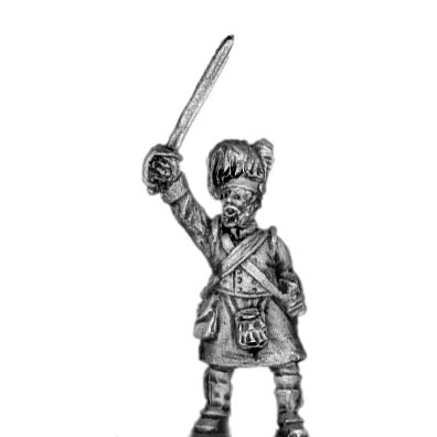 93rd Highlander Officer (18mm)
