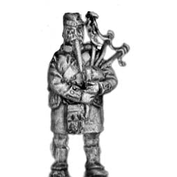 93rd Highlander Piper (18mm)