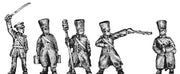Russian Don Cossack artillery crew (18mm)