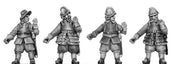 Pike forward, armoured (18mm)