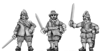 Officer, sword (18mm)