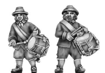 NEW - Drummer (18mm)