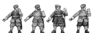 NEW - Scots Pike forward, armoured (18mm)