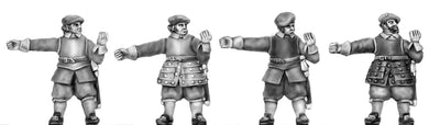 NEW - Scots Pike level, armoured (18mm)